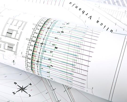 Posebna ponudba – printanje in zlaganje načrtov