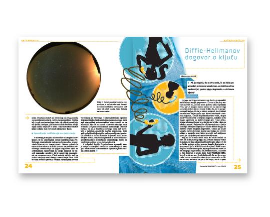 Presek Magazine – Volumes  32, 33, 34, 35, 36, 37